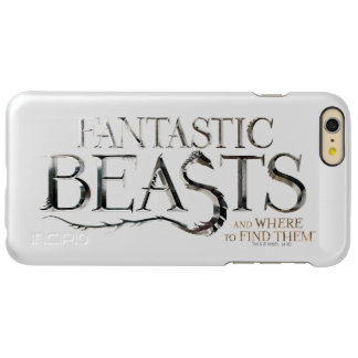 Fantastic Beasts And Where To Find Them Logo iPhone 6 Plus Case