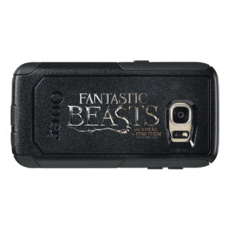 Fantastic Beasts And Where To Find Them Logo OtterBox Samsung Galaxy S7 Case