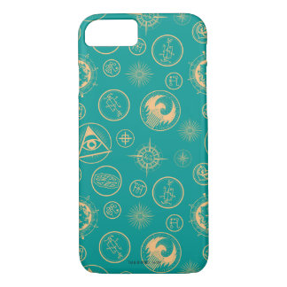 Fantastic Beasts And Where To Find Them Pattern iPhone 8/7 Case