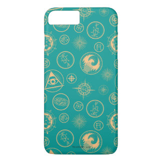 Fantastic Beasts And Where To Find Them Pattern iPhone 8 Plus/7 Plus Case