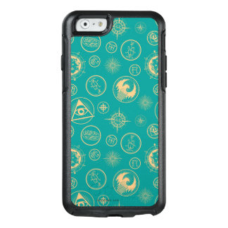 Fantastic Beasts And Where To Find Them Pattern OtterBox iPhone 6/6s Case