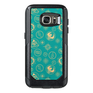 Fantastic Beasts And Where To Find Them Pattern OtterBox Samsung Galaxy S7 Case