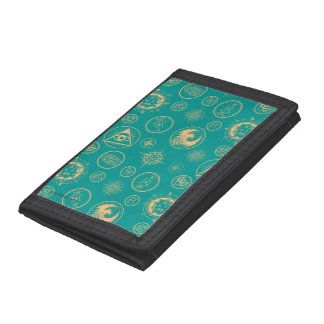 Fantastic Beasts And Where To Find Them Pattern Tri-fold Wallet