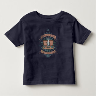 Fantastic Beasts Newt's Briefcase Graphic Toddler T-Shirt