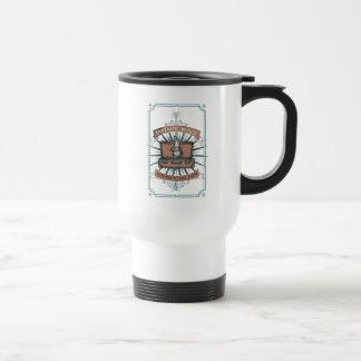 Fantastic Beasts Newt's Briefcase Graphic Travel Mug