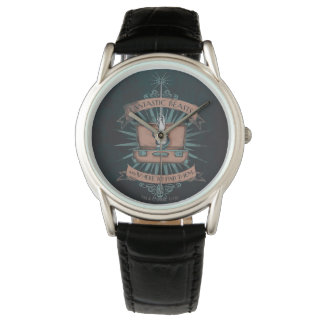 Fantastic Beasts Newt's Briefcase Graphic Watch