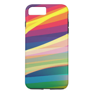 fantastic colored abstract iPhone 7 plus case