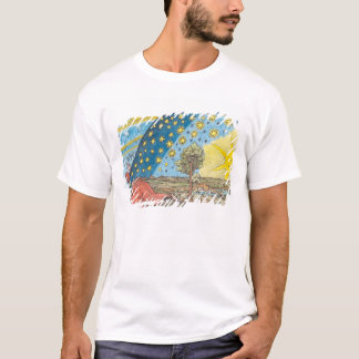 Fantastic Depiction of the Solar System T-Shirt