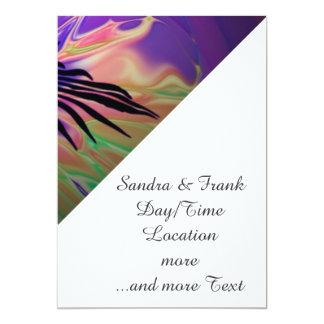 """fantastic dream 02 5"""" x 7"""" invitation card"""