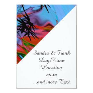 """fantastic dream 5"""" x 7"""" invitation card"""