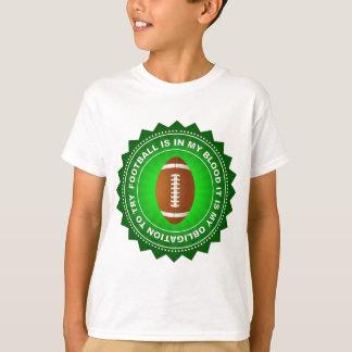 Fantastic Football Shield Tshirt
