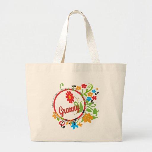 Fantastic Granny Canvas Bags