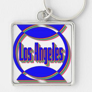 Fantastic Los Angeles 2 Keychain