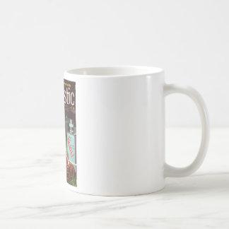 Fantastic - may_Pulp Art Basic White Mug
