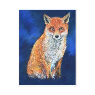 Fantastic Mr Fox Canvas Print