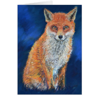 Fantastic Mr Fox Card