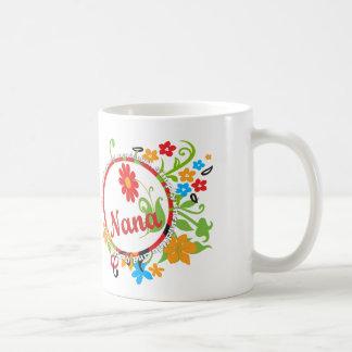 Fantastic Nana Classic White Coffee Mug