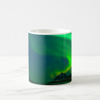 Fantastic Northern Lights Morphing Mug