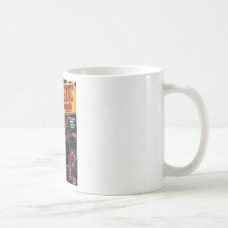 Fantastic Novels - 1948.114_Pulp Art Basic White Mug