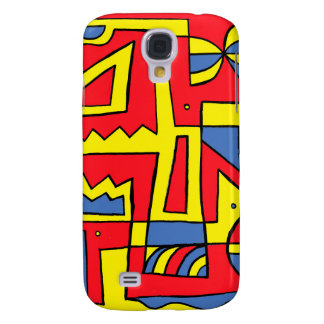 Fantastic Placid Awesome Amusing Galaxy S4 Case