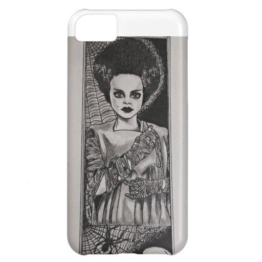 Fantastic smartphone case for horror fanatics! cover for iPhone 5C