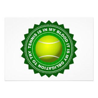 Fantastic Tennis Shield 1 Custom Announcement
