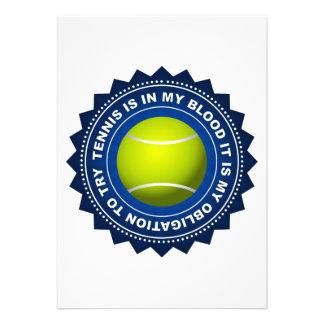 Fantastic Tennis Shield 2 Invites