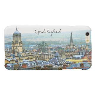 Fantastic, Timeless Oxford, England, Roof Top View iPhone 6 Plus Case