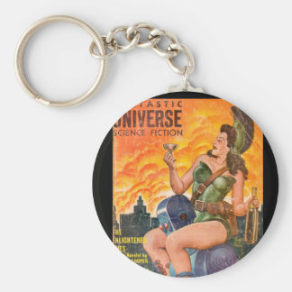 Fantastic Universe v11 n01 (1959-01.King-Size)_Pul Basic Round Button Key Ring