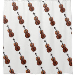Fantastic Violin / Viola Shower Curtain
