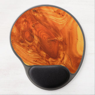 fantastic wood grain gel mouse mat