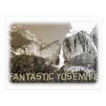 Fantastic Yosemite Postcard!