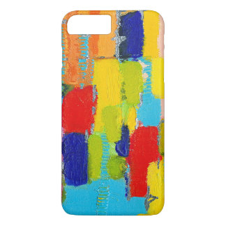 Fantastical Abstract Painting by Kris Taylor iPhone 7 Plus Case