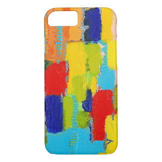 Fantastical Abstract Painting by Kris Taylor iPhone 8/7 Case