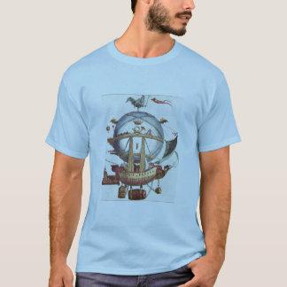 Fantastical Air Ship T-Shirt