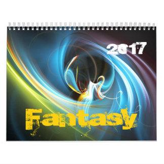 Fantasy, 2017 calendar