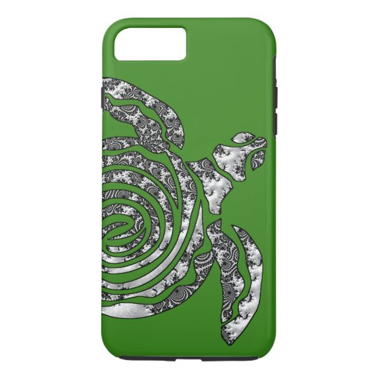 Fantasy 3 D Turtle iPhone 8 Plus/7 Plus Case