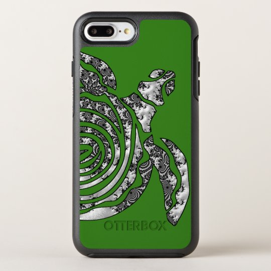 Fantasy 3 D Turtle OtterBox Symmetry iPhone 8 Plus/7 Plus Case