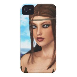 Fantasy Amazon Girl iPhone 4 Case
