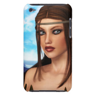 Fantasy Amazon Girl iPod Touch Cover