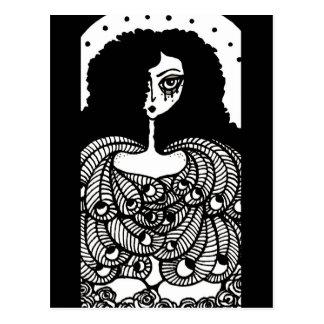 Fantasy Art Angel Postcard