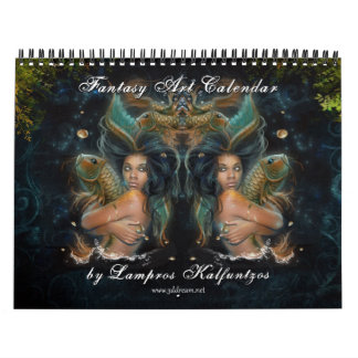 Fantasy Art Calendar 2013