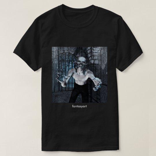fantasy art illustration of zombie T-Shirt
