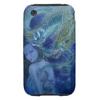 Fantasy Art iPhone 3G/3GS Case - Dragon Lore iPhone 3 Tough Case