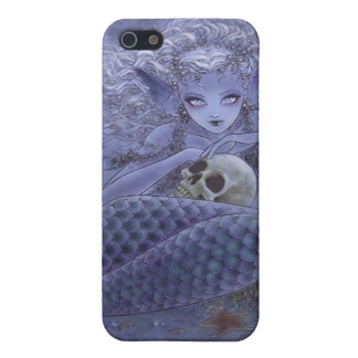 Fantasy Art iPhone 4/4S Case - Dark Mermaid