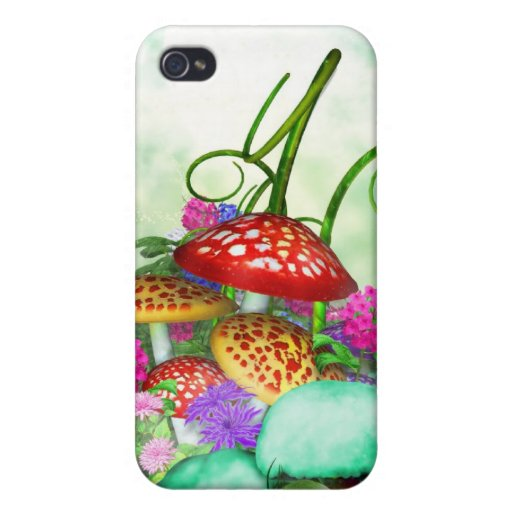 Fantasy Art iPhone 4 Covers