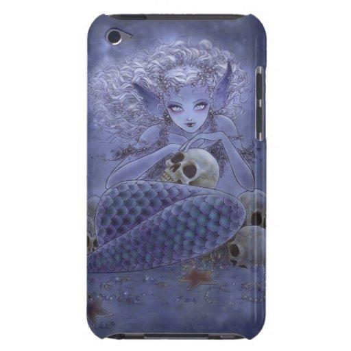 Fantasy Art iPod Touch Case - Dark Mermaid
