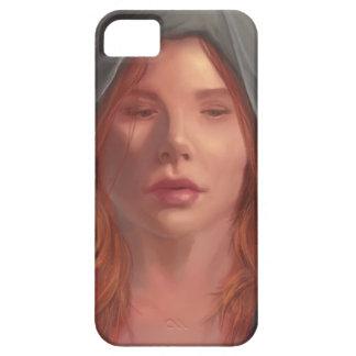 Fantasy Art Portrait phone case