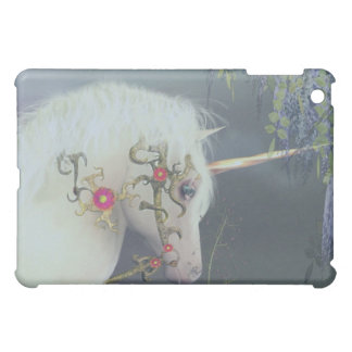 fantasy art unicorn - unicorn case for the iPad mini