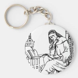 fantasy-art-wizard-7 keychain